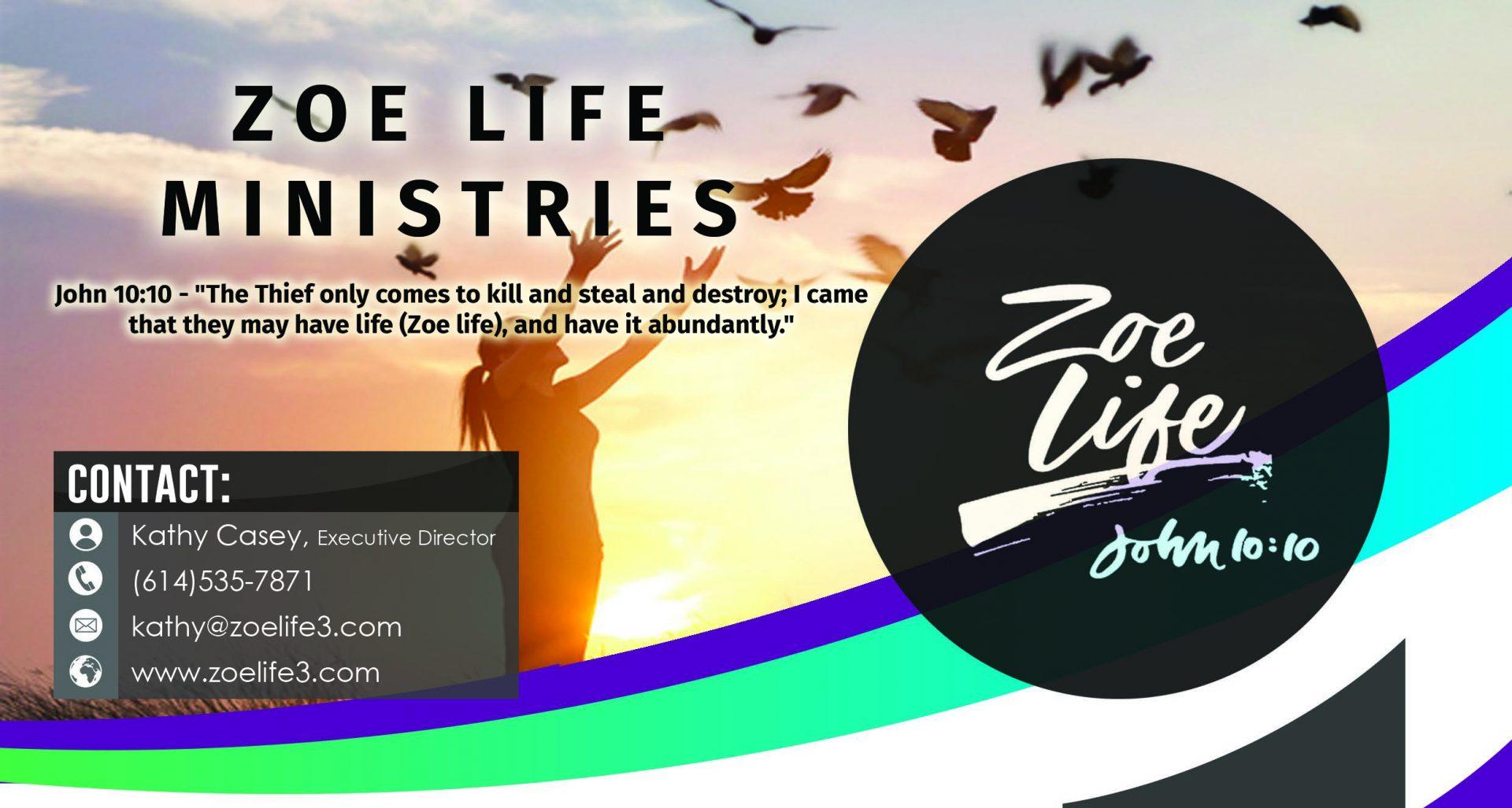 Zoe Life Ministires
